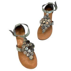 Lilla Lane Flat Sandals